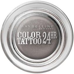 Ombre à paupières crème - Color Tattoo 24h - Immortal charcoal