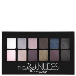 Palette d'ombres à paupières - The Rock Nudes