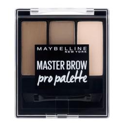 Palette à sourcils - Master Brow Pro Palette - Soft brown