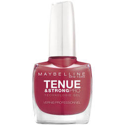 Vernis à ongles - Tenue & Strong - 886 Grenadine - 10 ml