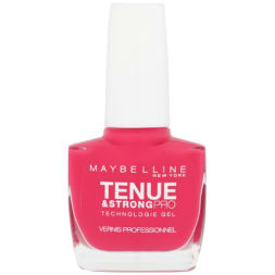Vernis à ongles - Tenue & Strong - 180 Rosy pink - 10 ml