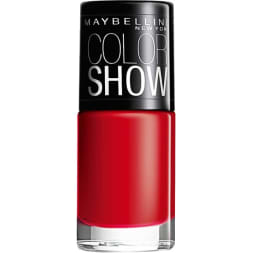 Vernis à ongles - Color Show - Candy Apple - 7 ml