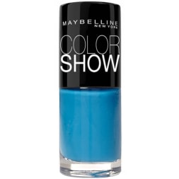 Vernis à ongles - Color Show - Babe its blue - 7 ml