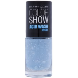 Vernis à ongles - Color Show Acid Wash - Rebel blue - 7 ml