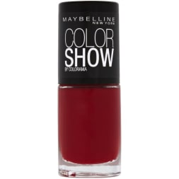 Vernis à ongles - Color Show - Downtown red - 7 ml
