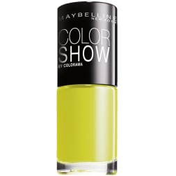 Vernis à ongles - Color Show - Pow green - 7 ml