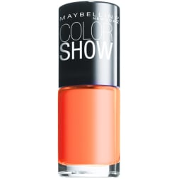 Vernis à ongles - Color Show - Wow orange - 7 ml