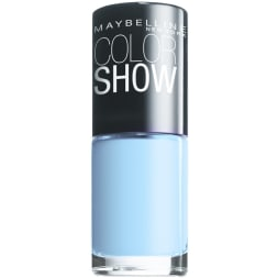 Vernis à ongles - Color Show - Maybe blue - 7ml