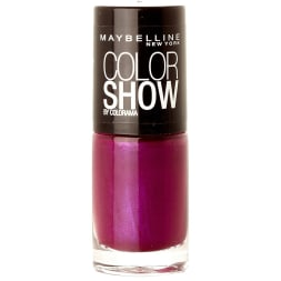 Vernis à ongles - Color Show - Purple Gem Dark - 7 ml