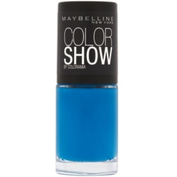 Vernis à ongles - Color Show - Superpower blue - 7 ml