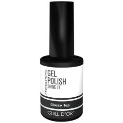 Étape 5 - Top coat brillant semi-permanent - Glossy Top - 15 ml