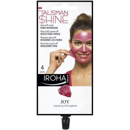 Masque peel-off réducteur de pores - Talisman collection - 4 utilisations