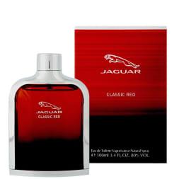 Classic Red Eau de Toilette 100 ml – Hombre - Jaguar