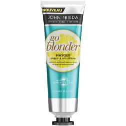 Masque fortifiant au citron Go blonder - Sheer Blonde - 100 ml