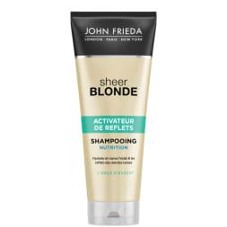 Shampoing démêlant Activateur de reflets - Sheer Blonde - 250 ml