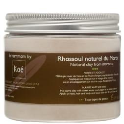 Rhassoul blanc naturel – Corps et cheveux - 200 g