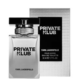 Private Klub Eau de toilette 50 ml – Homme