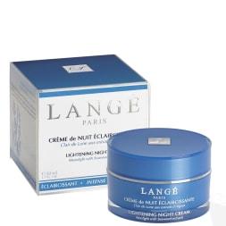 Crema de Noche Aclaradora - Aceite de Camelia, Gingsen - 50 ml