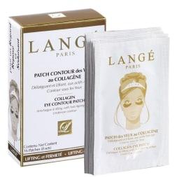 Parche Contorno de Ojos Relajante y Efecto Lifting - Colágeno, Aloe Vera, Camelia