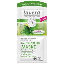 Masque purifiant bio - Menthe - 2 x 5 ml