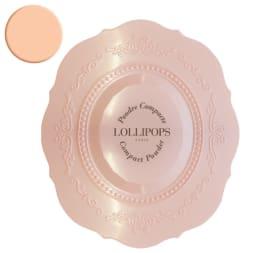 Poudre compacte n°40 - Peaux claires