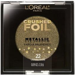 Ombre à paupières métallique - Crushed Foil - Crushed Stone