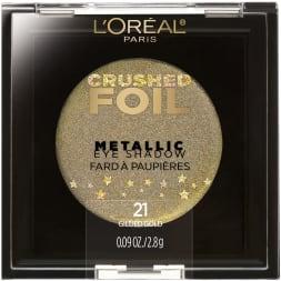Ombre à paupières métallique - Crushed Foil - Gilded Gold