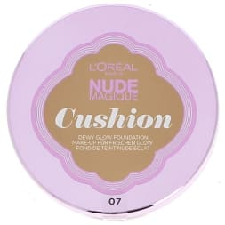 Fond de teint - Cushion Magique Nude - Beige doré