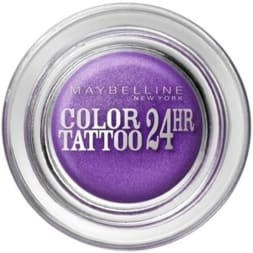 Ombre à paupières crème - Color Tattoo 24h - Endless purple