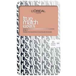 Fond de teint compact 4-en-1 - Accord Parfait Genius - Vanille rose