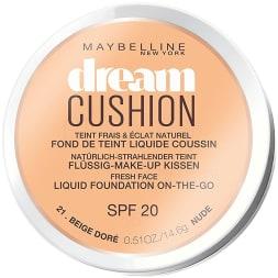 Fond de teint liquide coussin - Dream Cushion - 21 Beige doré