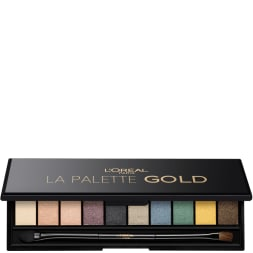 La Palette Gold - 10 fards