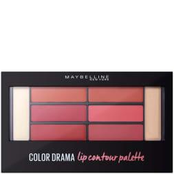 Palette lèvres - Color Drama - Blushed Bombshell