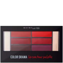 Palette lèvres - Color Drama - Crimson vixen