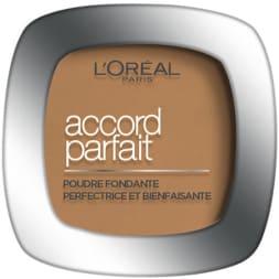 Poudre perfectrice de teint - Accord Parfait - Cannelle