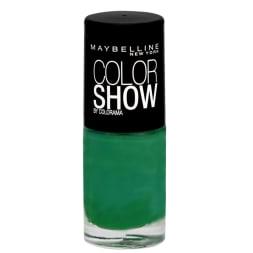 Vernis à ongles - Color Show - Tenacious teal - 7 ml