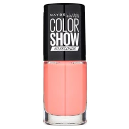 Vernis à ongles - Color Show - Canal street coral - 7 ml