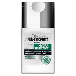 Soin après-rasage peaux sensibles - Hydra Sensitive - 125 ml - Homme