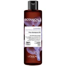 Huile pré-shampoing - Concoction apaisante - Lavande - Cuirs chevelus délicats - 150 ml
