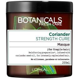 Masque - Source de force - Coriandre - Cheveux fragiles - 200 ml