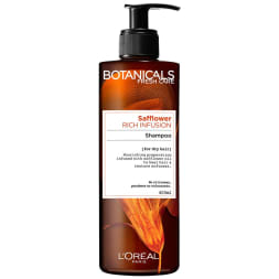 Shampoing - Infusion richesse  - Carthame - Cheveux secs - 400 ml