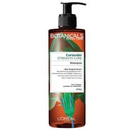 Shampoing - Source de force - Coriandre - Cheveux fragiles - 400 ml