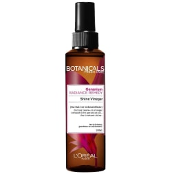 Spray brillance - Remède éclat - Géranium - Cheveux ternes ou colorés -150 ml