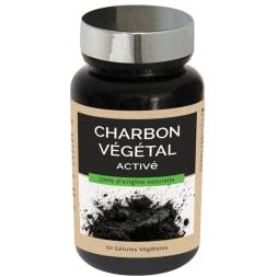 Cure anti-trouble de la digestion - Charbon activé - Cure de 15 à 30 jours