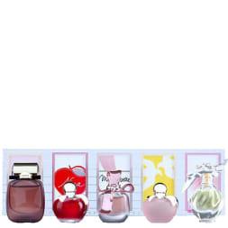 Coffret miniatures Nina Ricci 5 x 4 ml