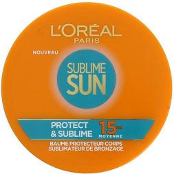 Baume protecteur sublimateur de bronzage SPF 15 - Sublime Sun - 100 ml