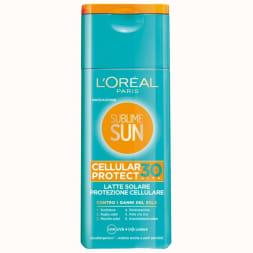 Lait protecteur cellulaire SPF 30 - Sublime Sun - 200 ml