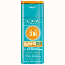 Lait protecteur cellulaire SPF 50 - Sublime Sun - 200 ml