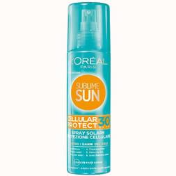 Spray protecteur cellulaire SPF 30 - Sublime Sun - 200 ml