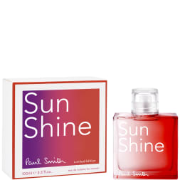 Sunshine Eau de toilette - 100 ml